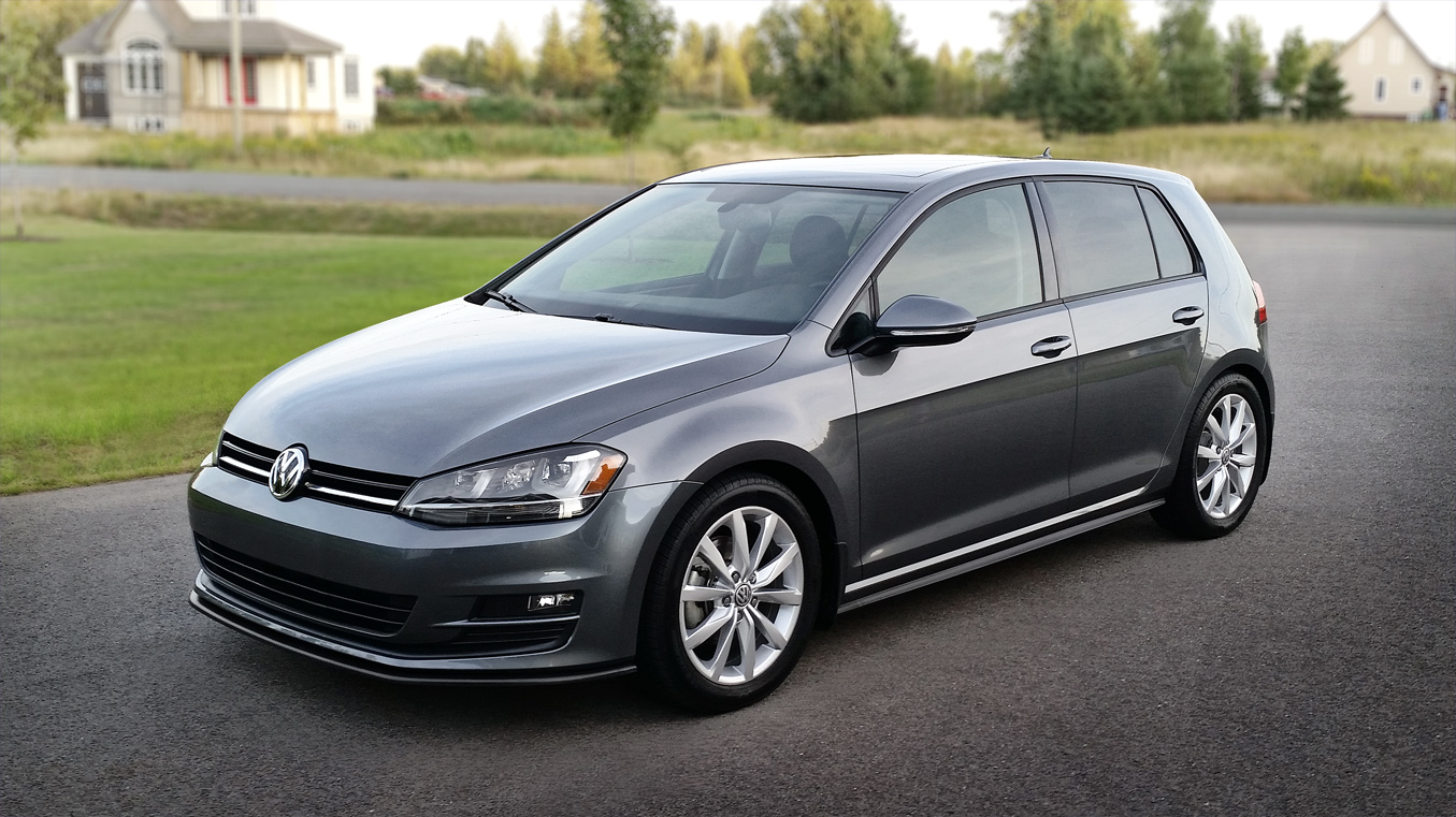 VWVortex.com - Would these GTI side skirt/trim pieces fit on a MK7 TSI?