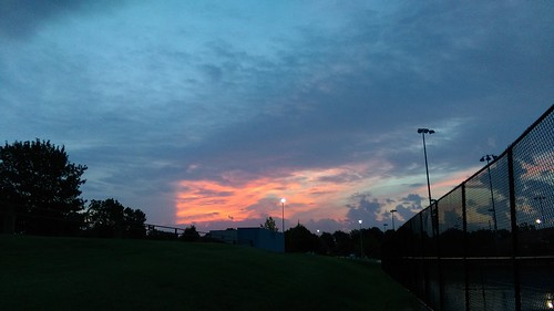Lafortune Park Sky