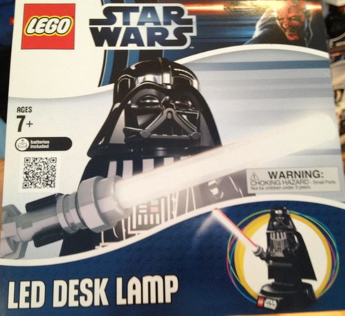 Darth Vader Desk Lamp | by fbtb