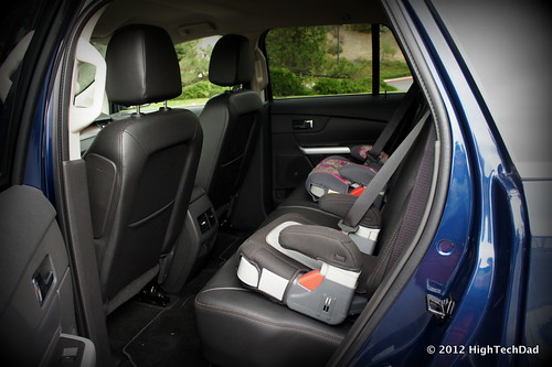 rear seats 2012 ford edge photos from a 7 day test drive flickr. Black Bedroom Furniture Sets. Home Design Ideas