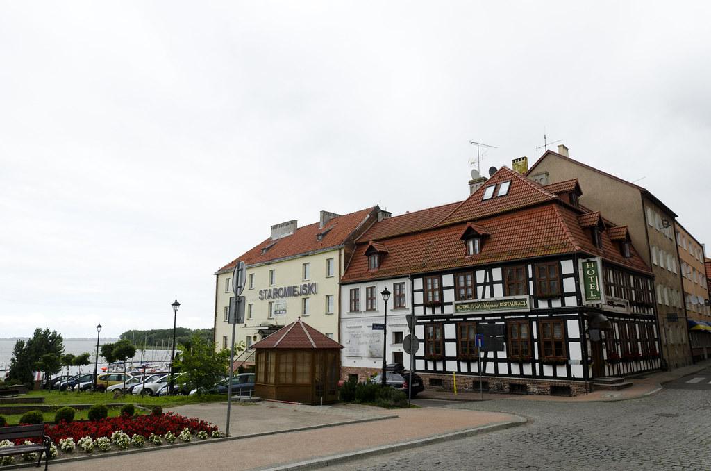 Kamien Pomorski - Pologne