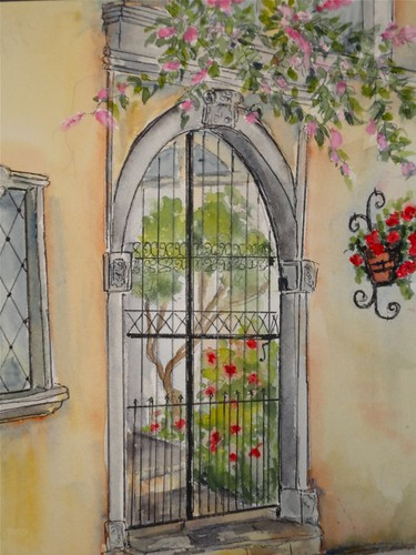 PORTUGAL GARDEN GATE | by inker 1