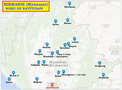 Birmanie du Nord