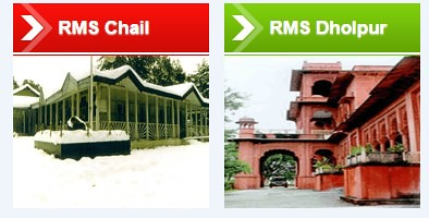 RMS Chaila and Dholpur Admission