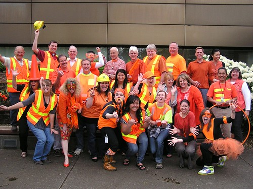 Go Orange! | by WSDOT
