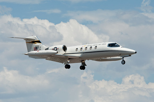 "gates learjet c-21a | by Matt ""Linus"" Ottosen"