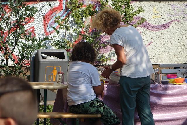 Spiel; FAIR! am 10.09.2016 - Sommerfest Nauener Platz