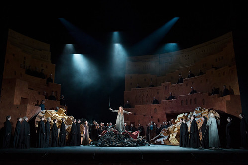 The Royal Opera in Les Troyens © Bill Cooper/ROH 2012 | by Royal Opera House Covent Garden