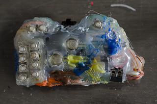 Ghetto DIY : Hacked PS3 controller | by Brigade Neurale