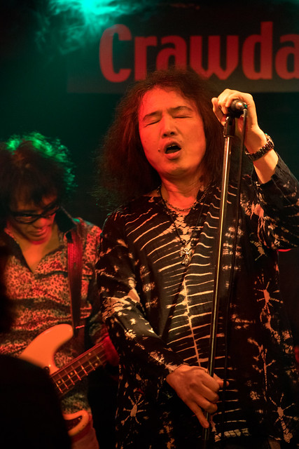 TONS OF SOBS live at Crawdaddy Club, Tokyo, 10 Sep 2016 -00120