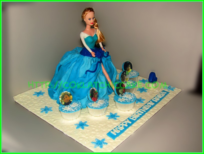 Cake Elsa