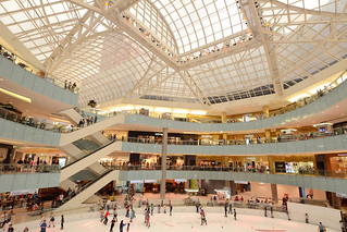 Galleria Dallas Center Court | by thenerdswife