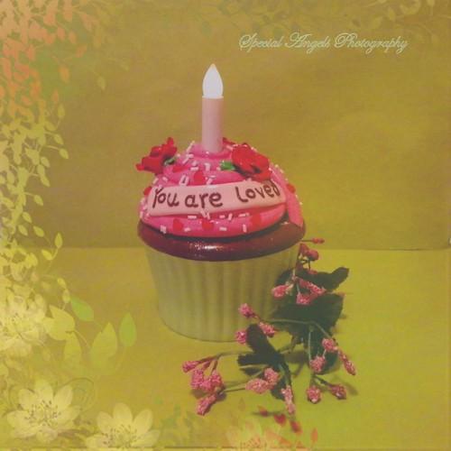 Years Loved Cake Topper Uk