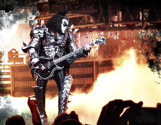 Gene Simmons | by welovethedark