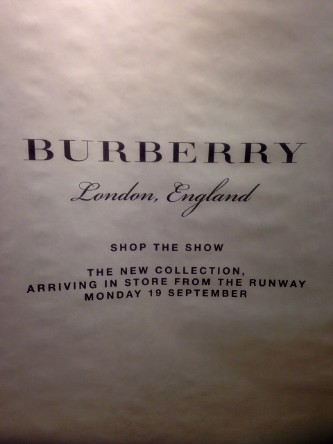 burberry ch