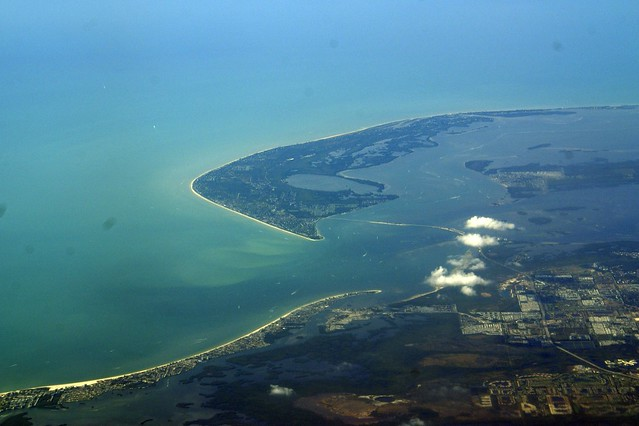 SANIBEL ISLAND FROM N759EV
