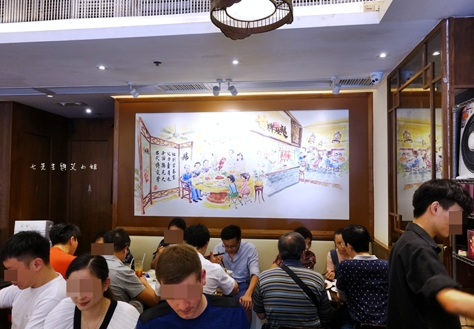 6 香港灣仔 米其林美食 甘牌燒鵝