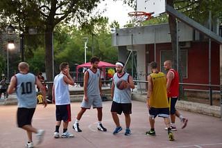 Noicattaro. 3vs3 Basketball Contest front