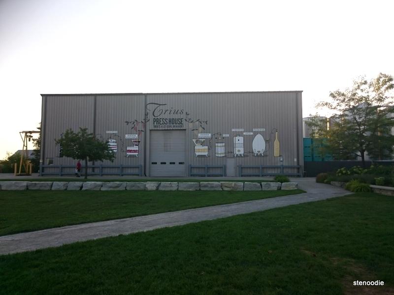 Trius Press House