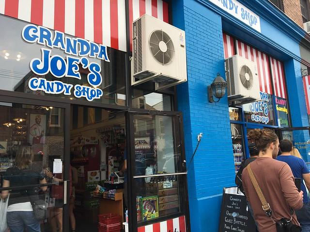 Grandpa Joe's