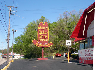 Arby's, Route 51, Pittsburgh PA, 2007 | by brianbutko