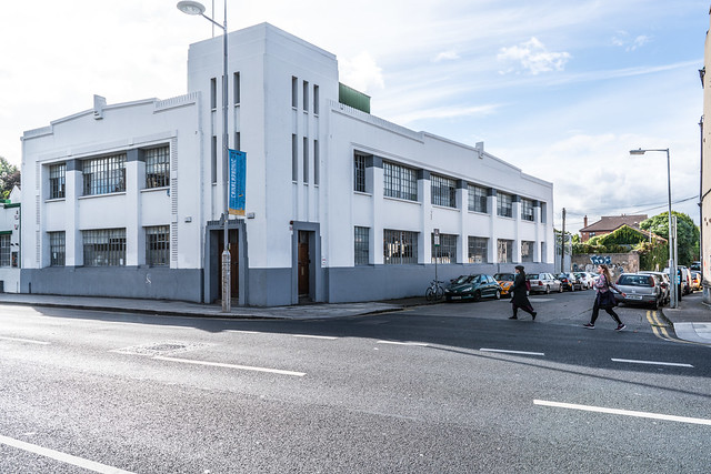 KODAK HOUSE RATHMINES DUBLIN [ART DECO BUILT 1930]-121584