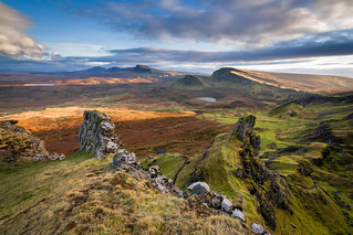 Quiraing Sunset / UK | by Maciej - landscape.lu