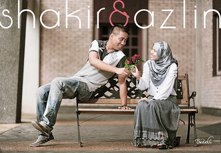 shakir & azlin pre-wedding | by budakli