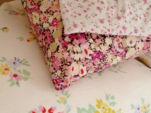 pretty florals | by found and sewn