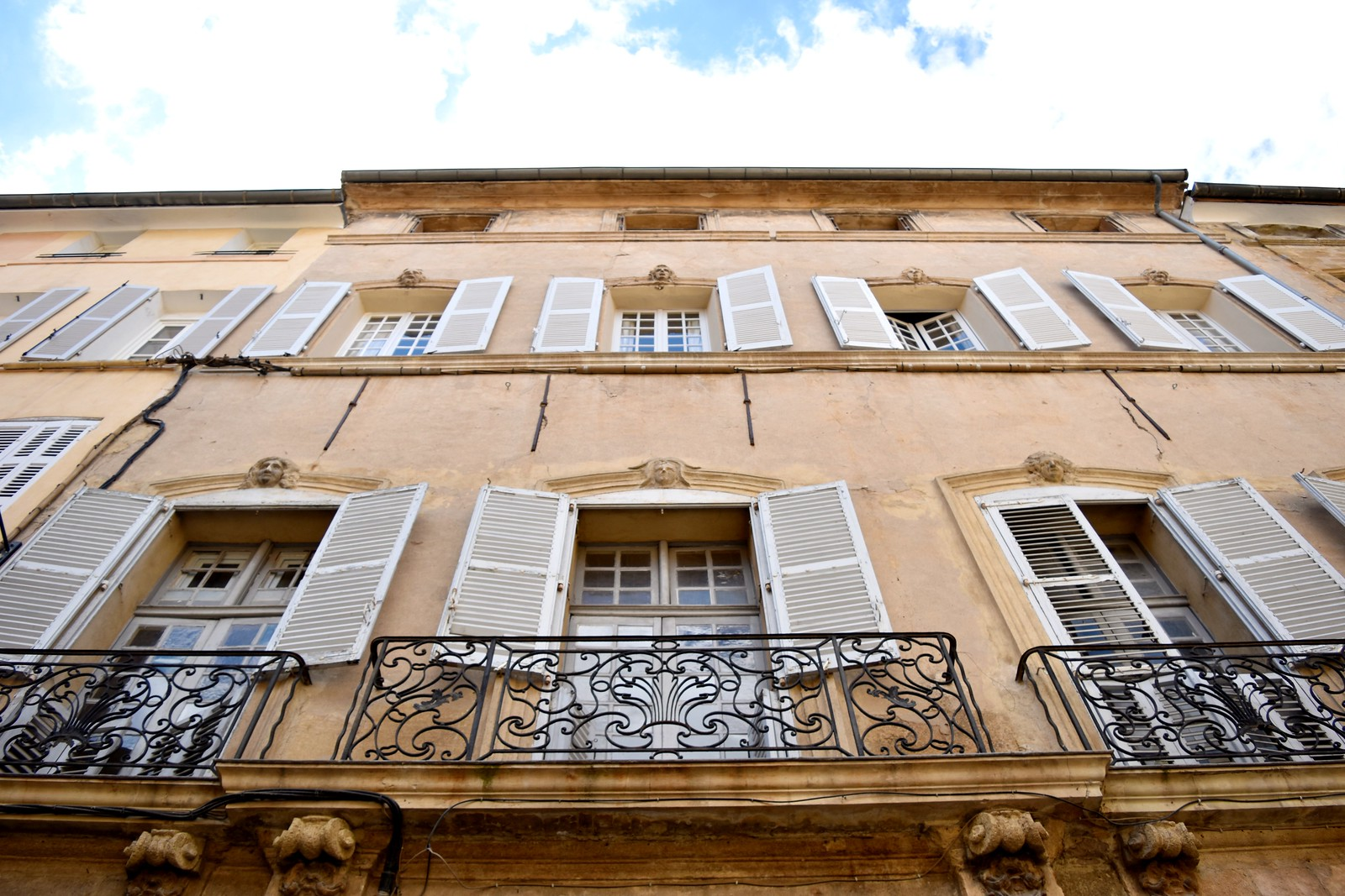 Aix-en-Provence mansion