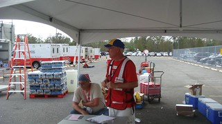 Hurricane Issac | by American Red Cross