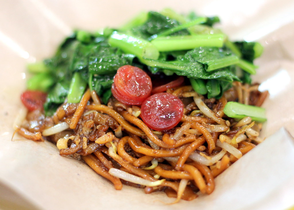 Heng Huat Fried Kway Teow