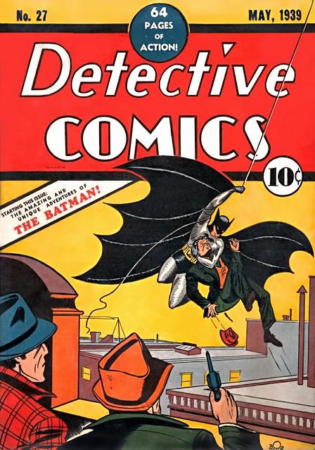 cover Detective Comics 27