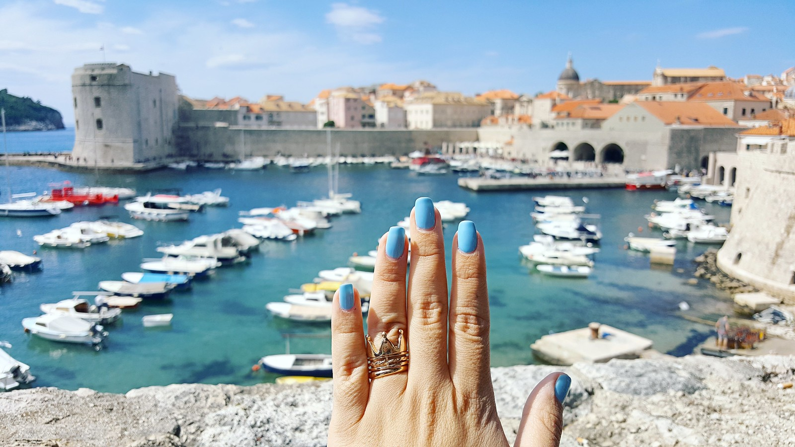 crown ring in honor of king's landing