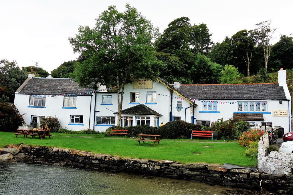 Port Askaig Hotel, Islay, Scotland
