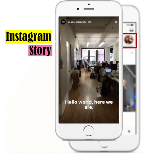 instagram story def