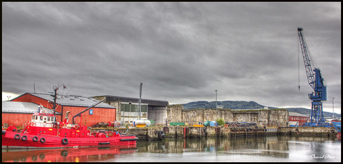 Trondeim havn HDR | by Oivind. Ness.