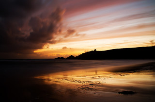 Cote Sauvage at sunset - Quiberon - | by Nicolo Boggio