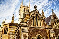 Саутваркский собор. Southwark