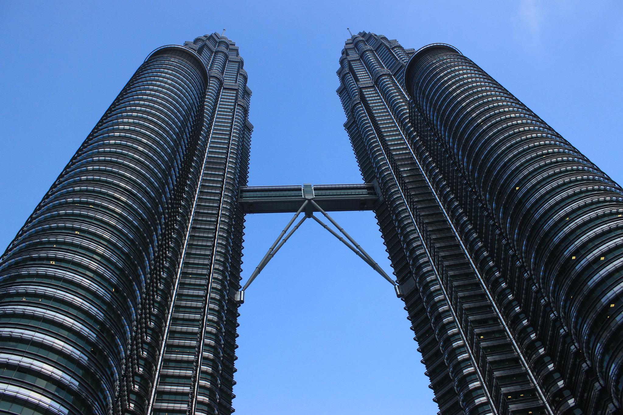 Petronas towering