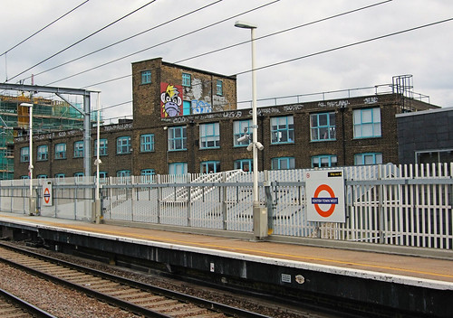 The View From Kentish Town West DLR Station - London. | by Jim Linwood