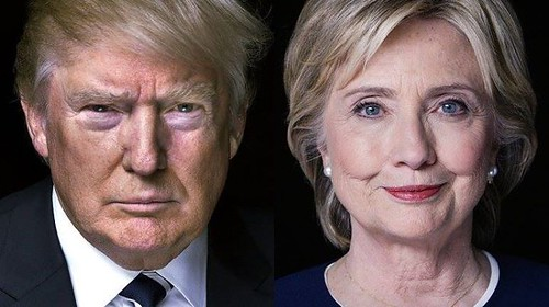 Rich is talking about the Presidential race between Donald Trump and Hillary Clinton. Tune in LIVE at http://ift.tt/1NtUC1A