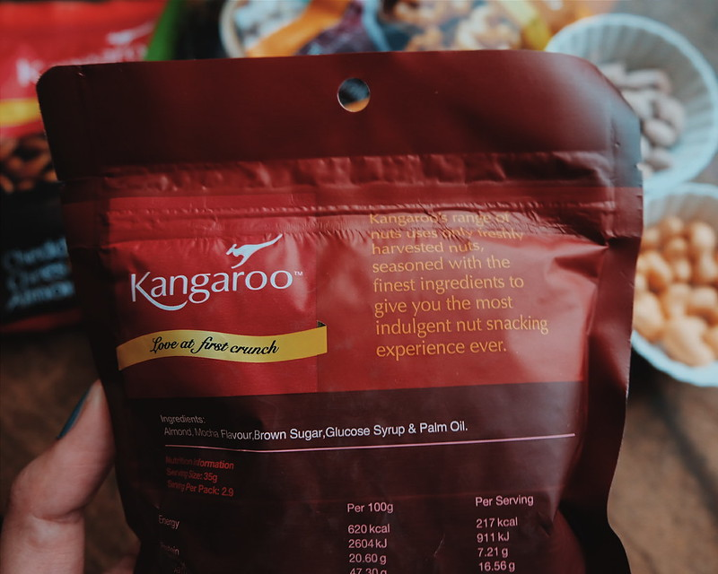 kangaroo nuts philippines flavored nuts