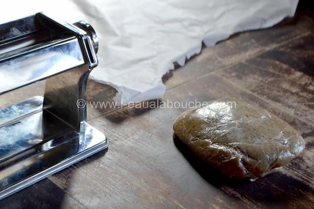 Tortellini Aux Epinards & Ricotta Sauce au Gorgonzola © Ana Luthi Tous droits réservés 006