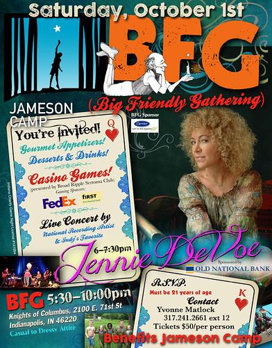 Jameson Camp Baner