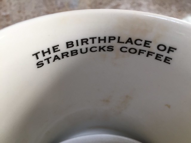 The Birthplace of Starbucks Coffee