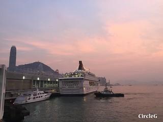CIRCLEG 遊記 香港  尖沙咀 海港城 藍精靈 HABOUR CITY (41)