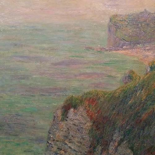 From Les ombres sur la mer, Fécamp #toronto #ago #artgalleryofontario #gustaveloiseau