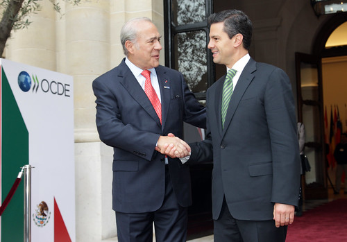 Official visit by Enrique Peña Nieto, President-elect, Mexico | by Organisation for Economic Co-operation and Develop