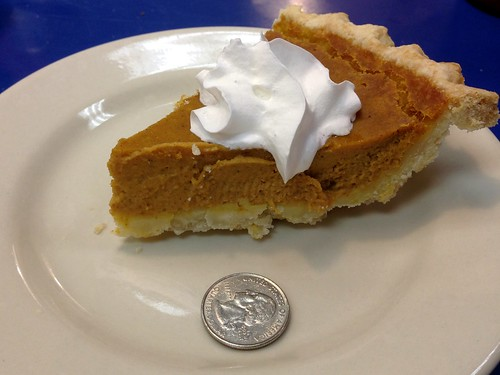 $3.50 Slice of Pumpkin Pie | by Bill.Roehl